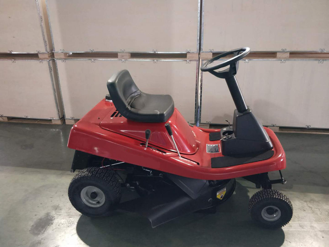 Riding Garden Lawn Mower With B&S Engine 12.5HP Gasoline Lawn Mower For Industrial